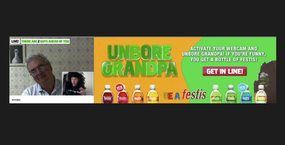 Nominee - Unbore Grandpa Banner
