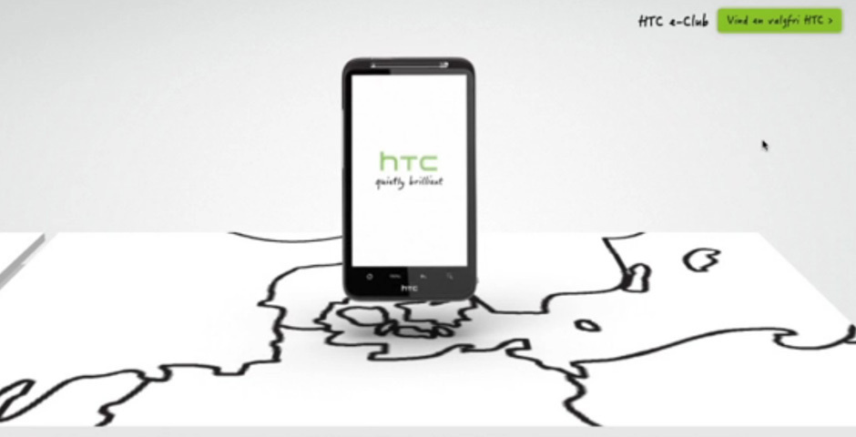 2012 Webby Winner - HTC Sense