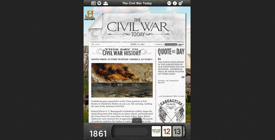 Nominee - The Civil War Today