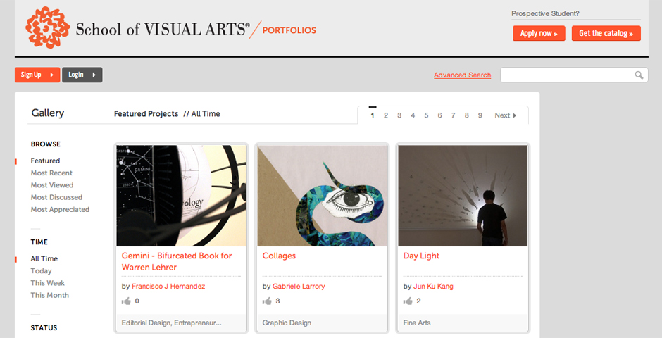 - School of Visual Arts