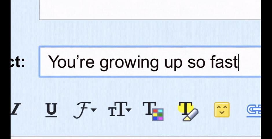 2012 Webby Winner - Google Chrome: Dear Sophie