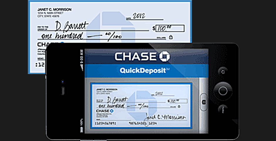 Nominee - Chase QuickDeposit