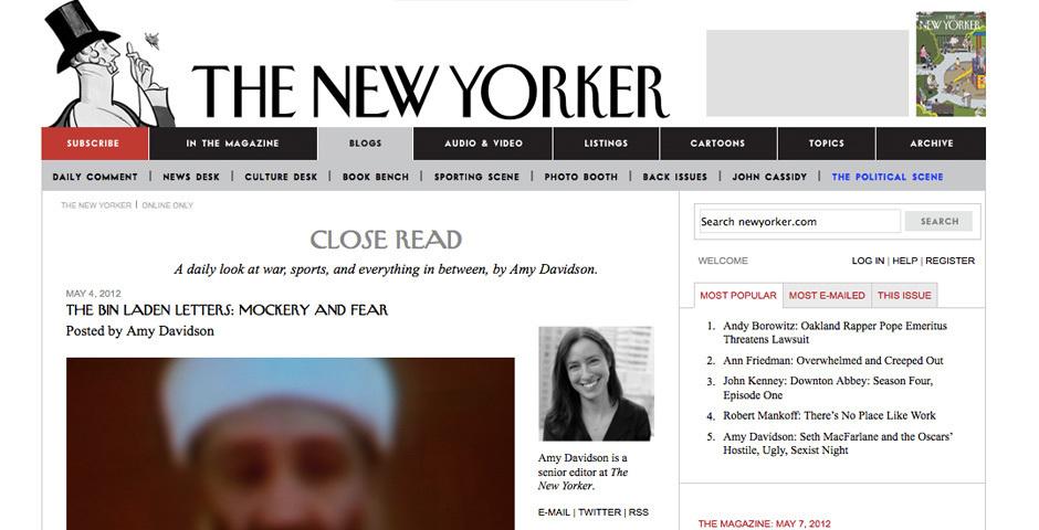 Webby Award Nominee - Close Read