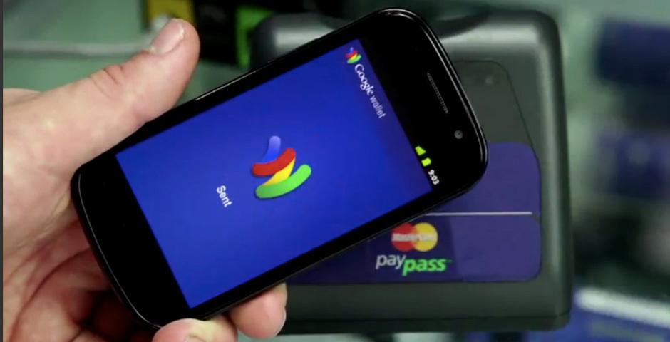 2012 Webby Winner - Google Wallet