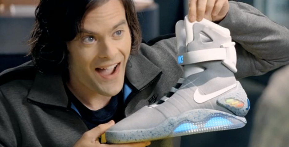 People's Voice / Webby Award Winner - Nike Back for the Future