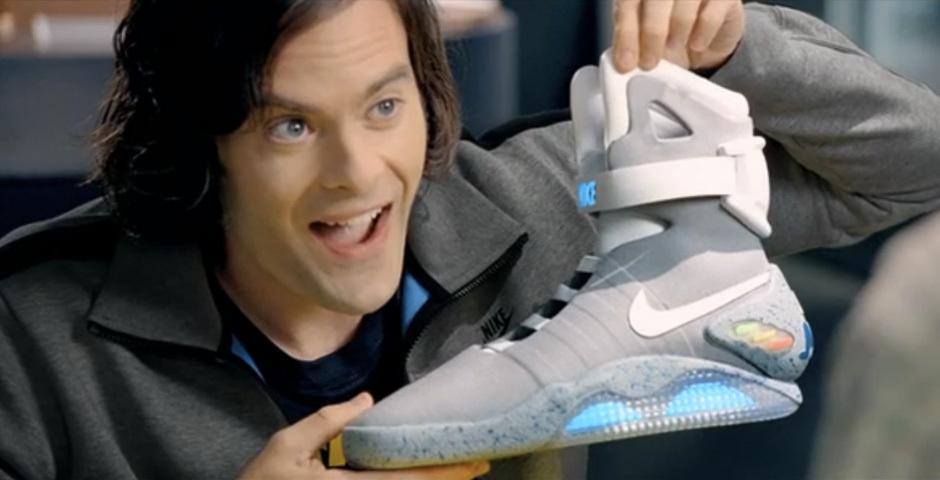 2012 Webby Winner - Nike Back for the Future