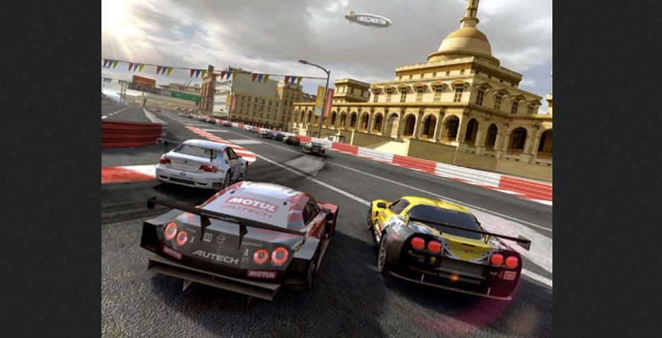 Webby Award Nominee - Real Racing 2 HD
