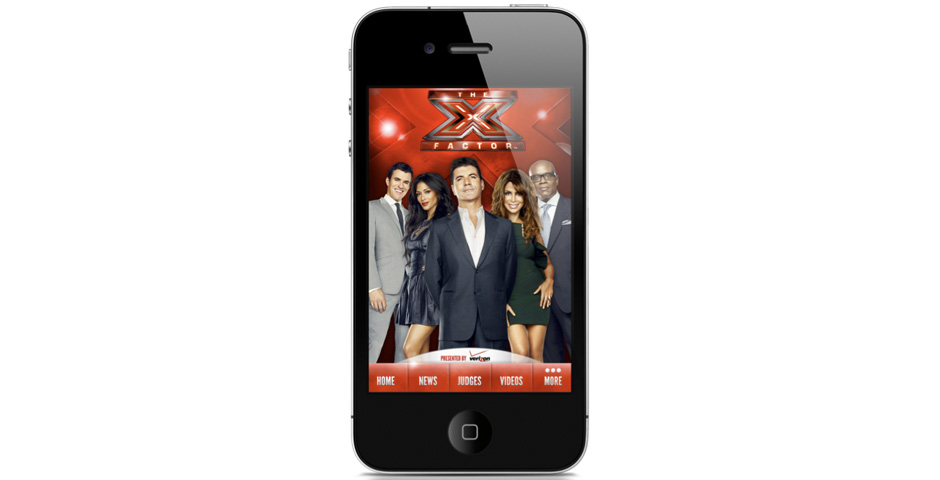 Nominee - The X Factor USA