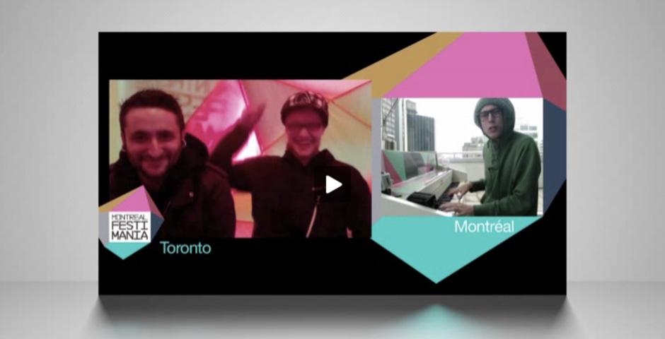Nominee - Collectif de festivals Montréalais