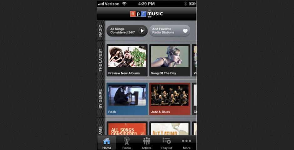 Webby Award Nominee - NPR Music