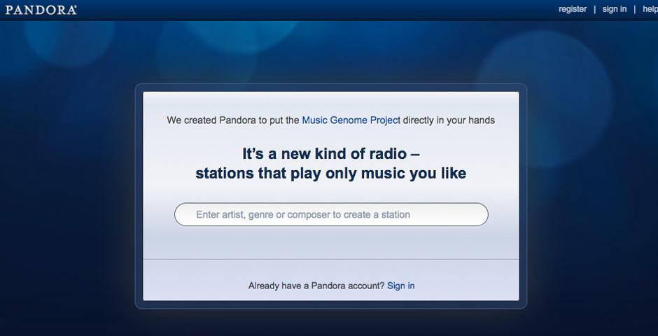 People's Voice - Pandora