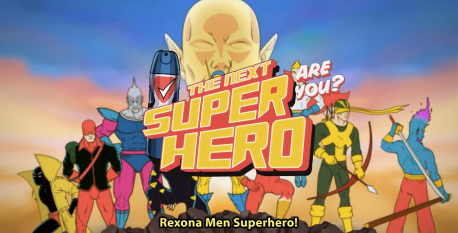 Webby Award Nominee - The Next Super Hero