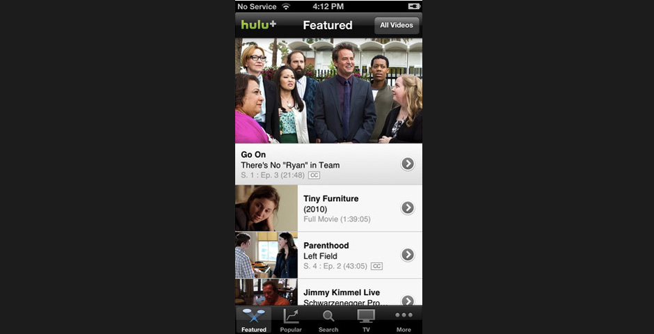 People's Voice - Hulu Plus