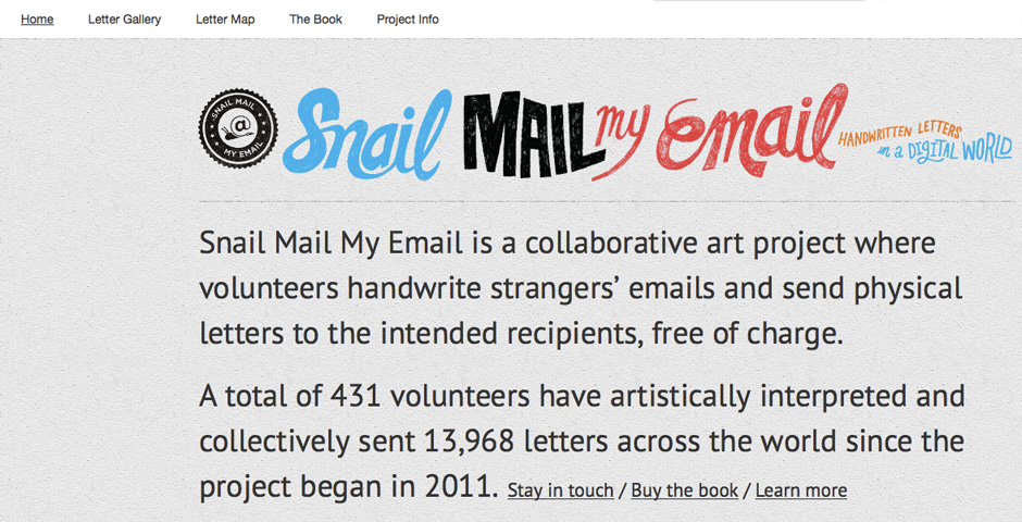 Nominee - Snail Mail My Email