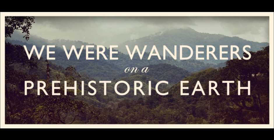 Nominee - We Were Wanderers On A Prehistoric Earth