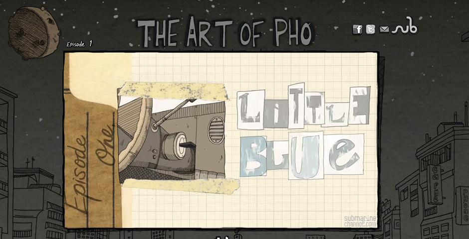Webby Award Nominee - The Art of Pho