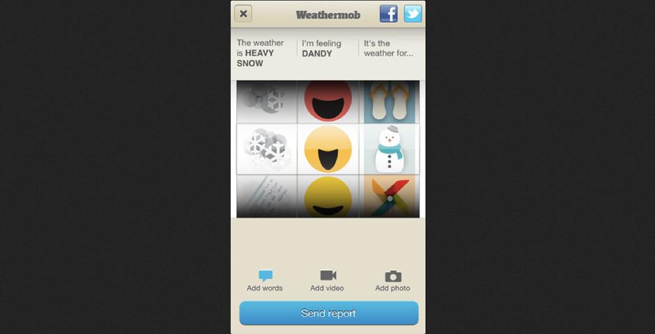 Nominee - Weathermob