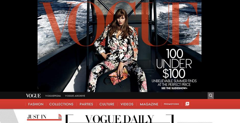 People's Voice - Vogue.com