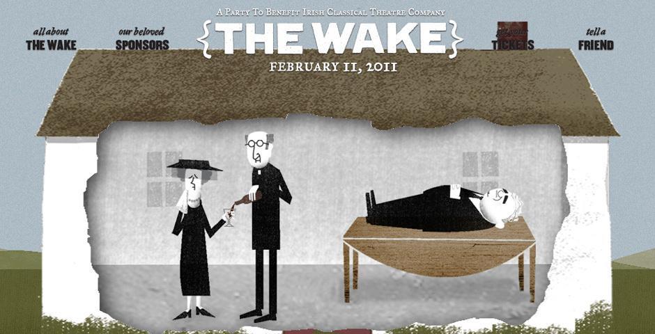 Webby Award Nominee - The Wake