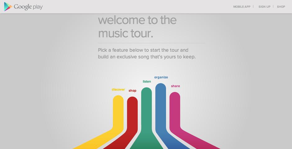 - Google Music