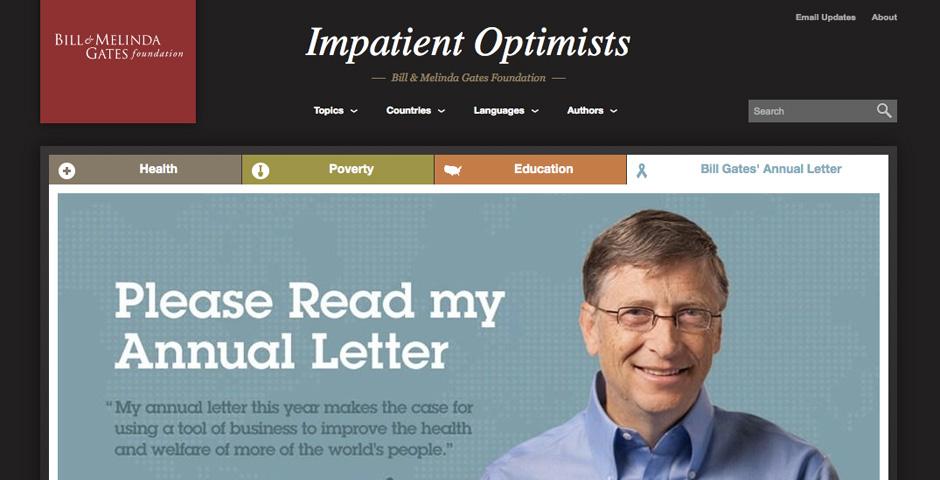 Nominee - Impatient Optimists