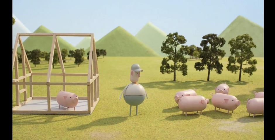 2012 Webby Winner - Chipotle\'s Back to the Start