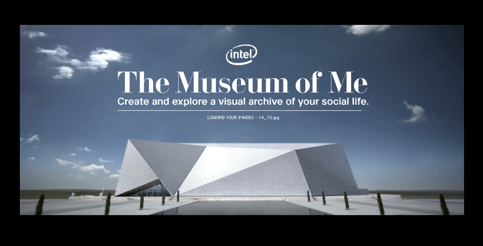 Webby Award Winner - The Museum of Me