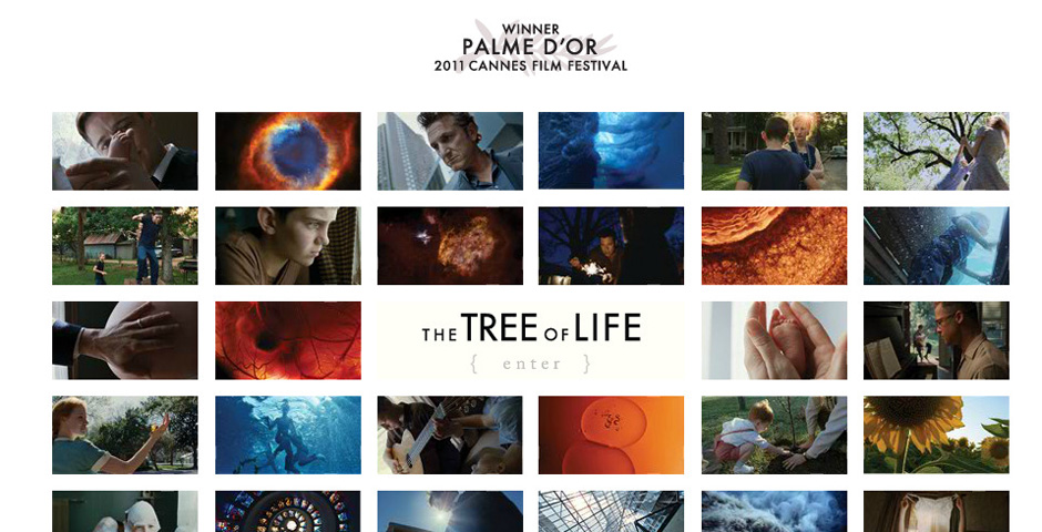 Nominee - The Tree of Life: Two Ways Through Life