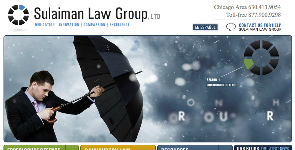 Nominee - Sulaiman Law Group, Ltd.