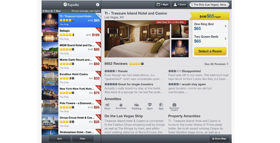 Nominee - Expedia Hotels