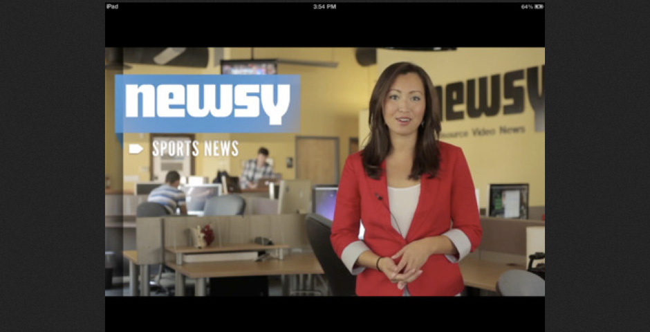 Nominee - Newsy for iPad App