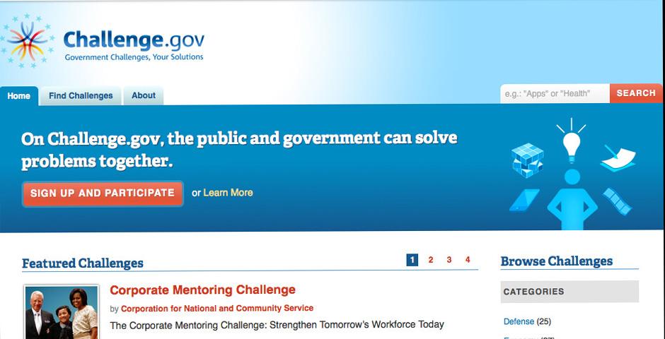 Nominee - Challenge.gov