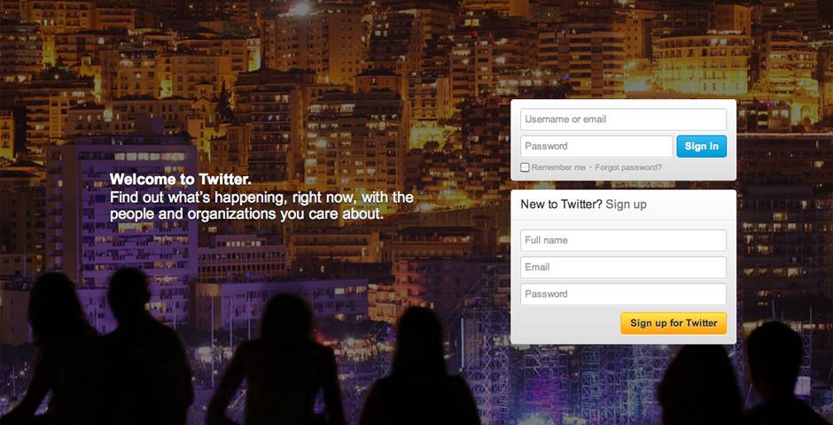 2011 Webby Winner - Twitter