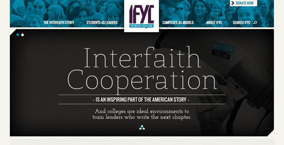 Nominee - Interfaith Youth Core