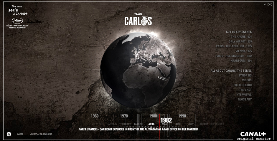 Nominee - Carlos