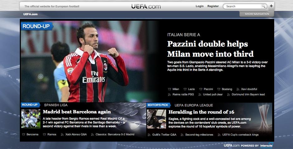 Nominee - UEFA.com