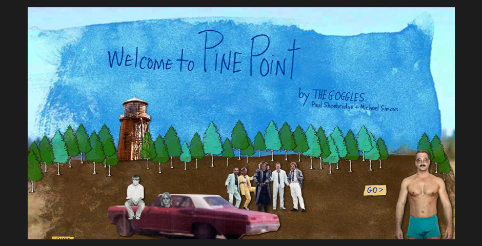 Webby Award Winner - Welcome to Pine Point