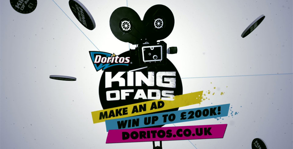 Webby Award Nominee - Doritos King of ads