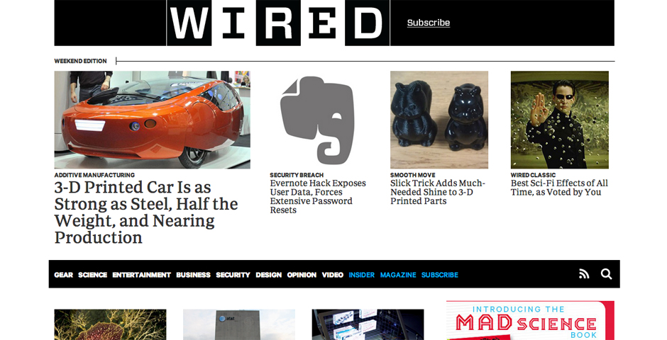 - Wired.com