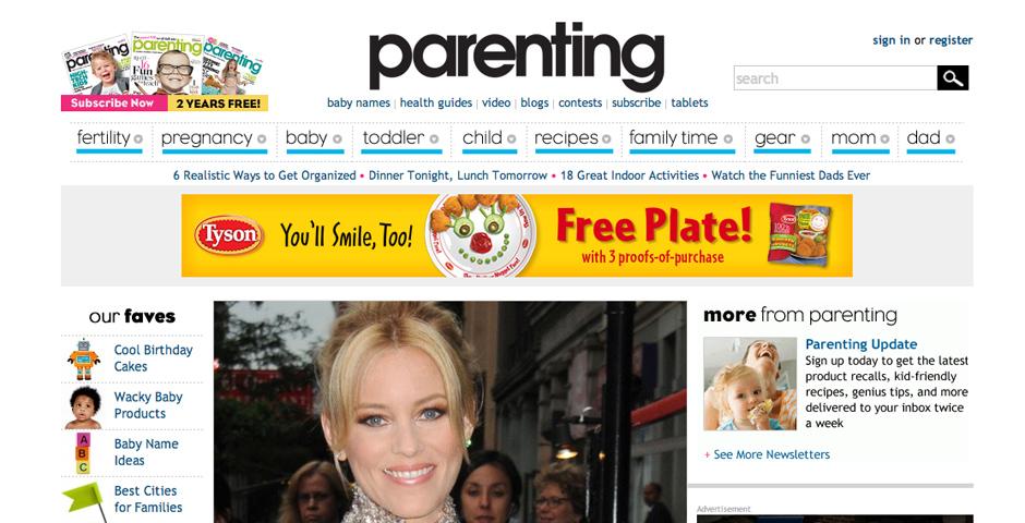 - Parenting.com