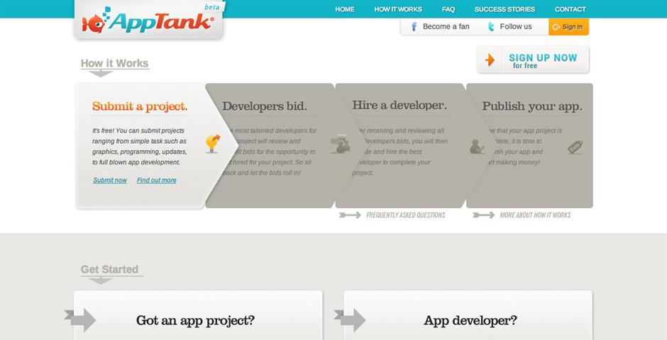 Webby Award Nominee - AppTank