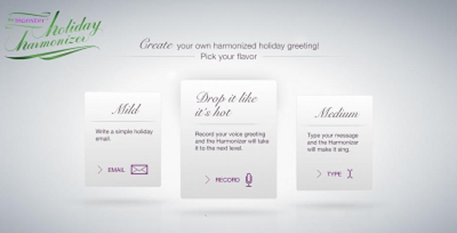 Nominee - www.holidayharmonizer.com