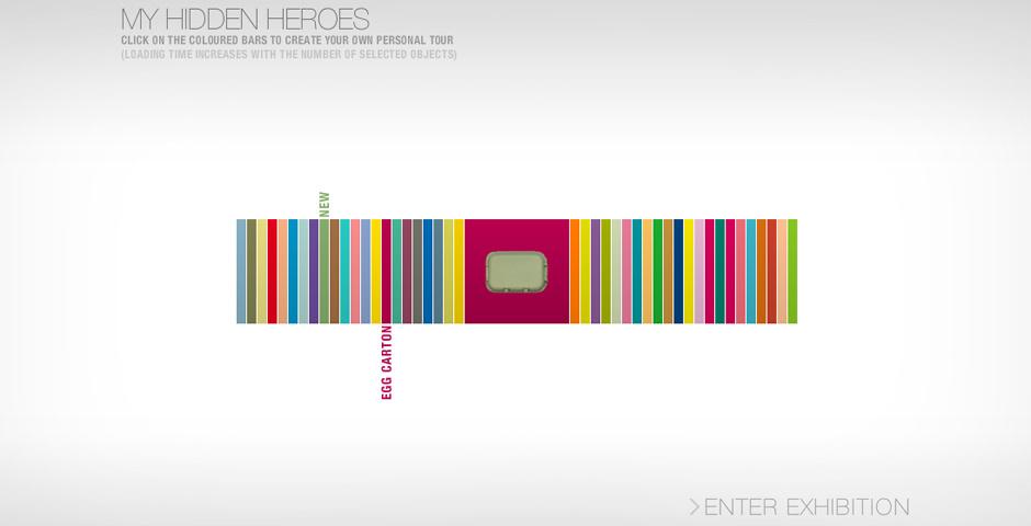 Webby Award Nominee - Hidden Heroes