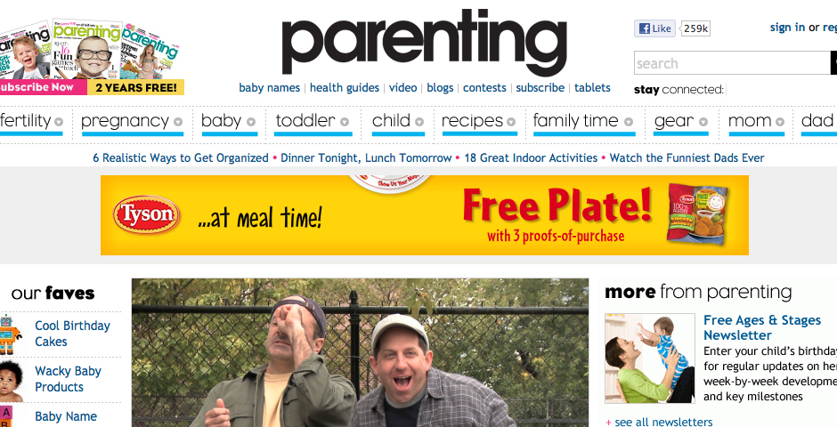 Nominee - Parenting.com