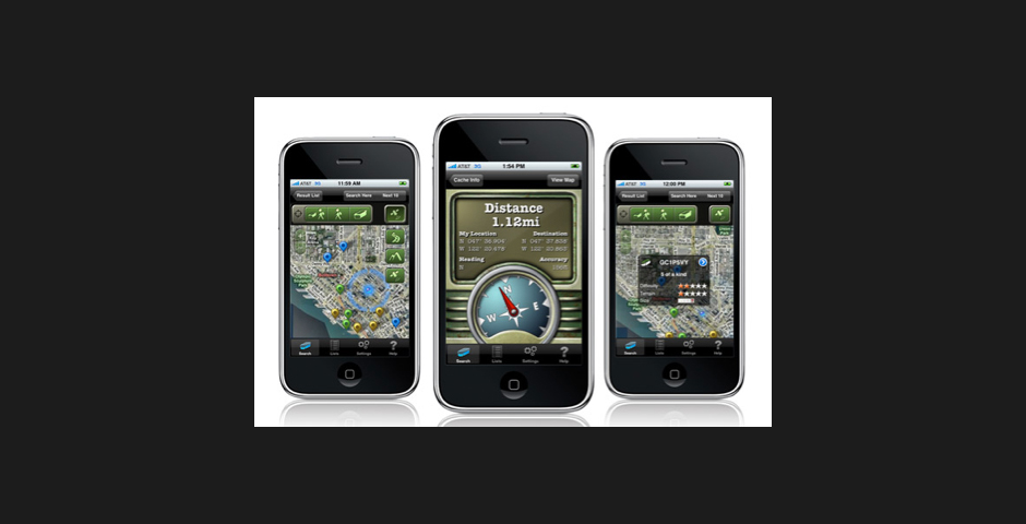 People's Voice - Geocaching for iPhone