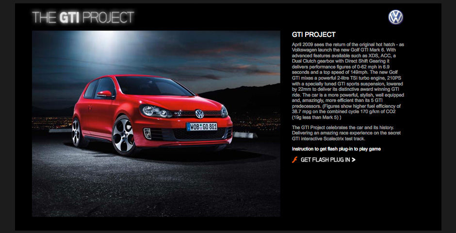 Nominee - The GTI Project
