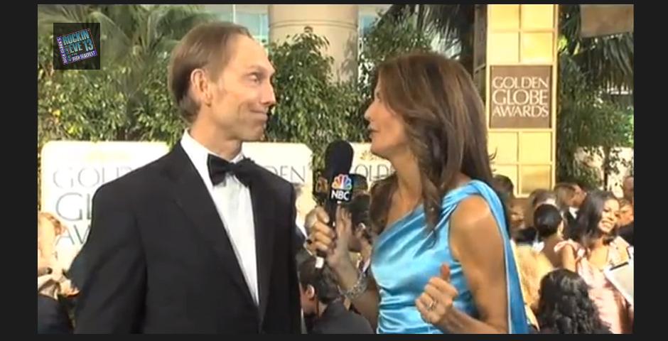 Nominee - Golden Globes LIVE! Red Carpet