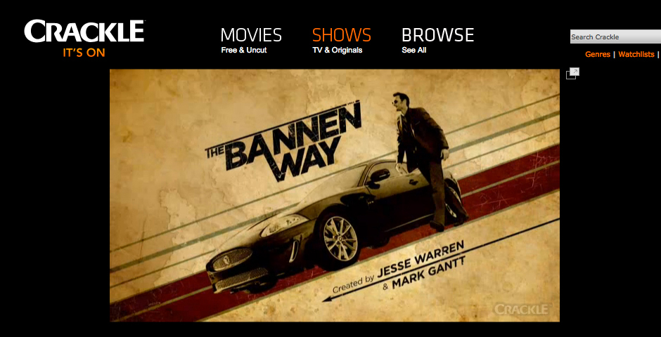 Nominee - The Bannen Way
