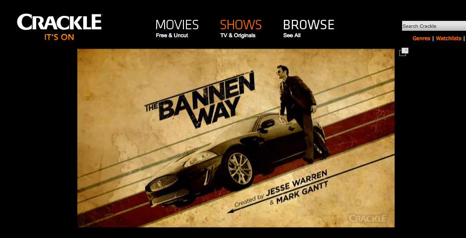 Webby Award Nominee - The Bannen Way