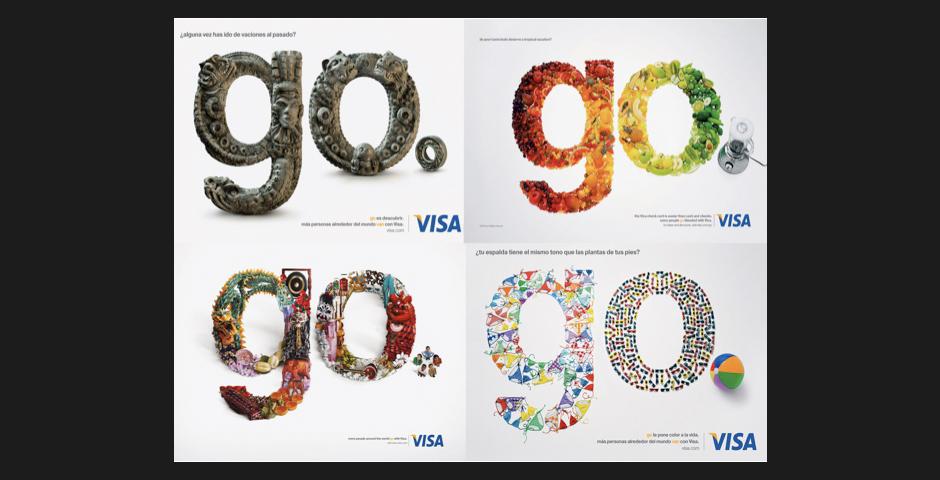 Nominee - Visa Go Banners
